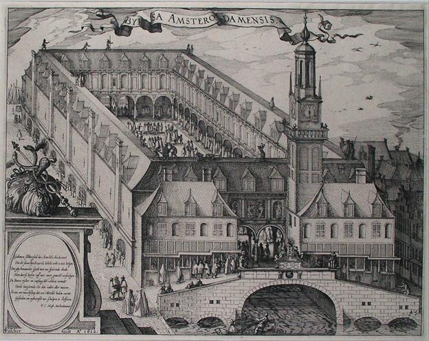 بورس آمستردام