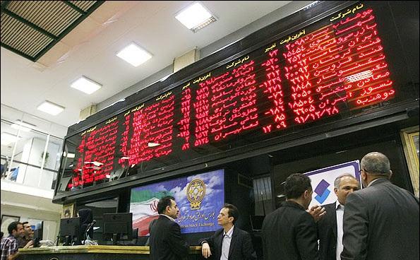 بازار بورس ایران